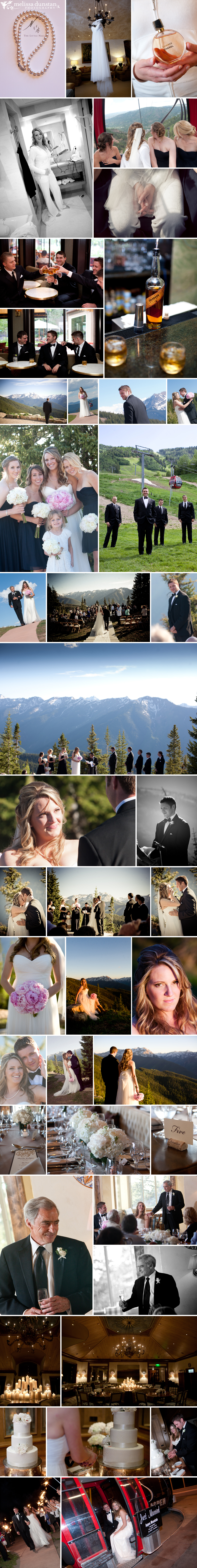 The Little Nell, Aspen Wedding Photography, Mountain Weddings, Outdoor