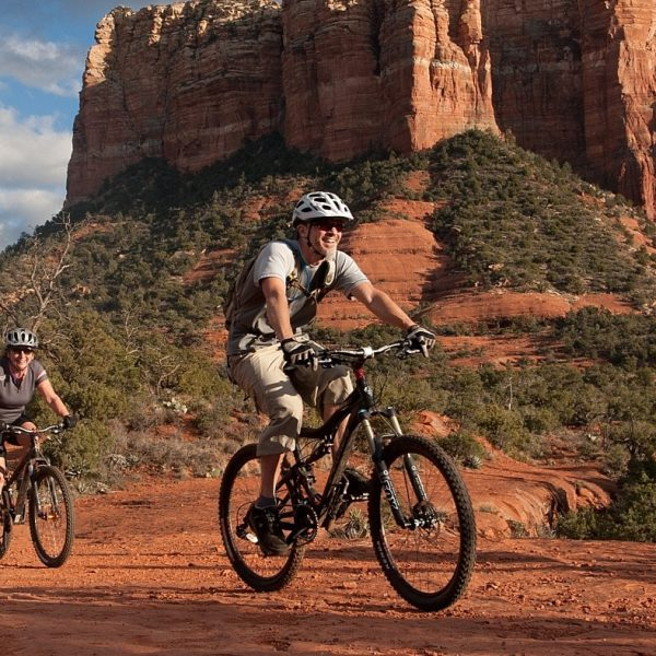 Absolute Bikes {Sedona Road and Mountain Biking Commercial Photography}