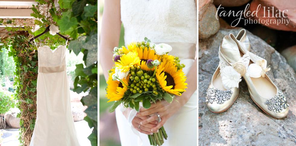 Sky Ranch Lodge, Los Abrigados, Sedona Wedding Photographer, sunflower, summer