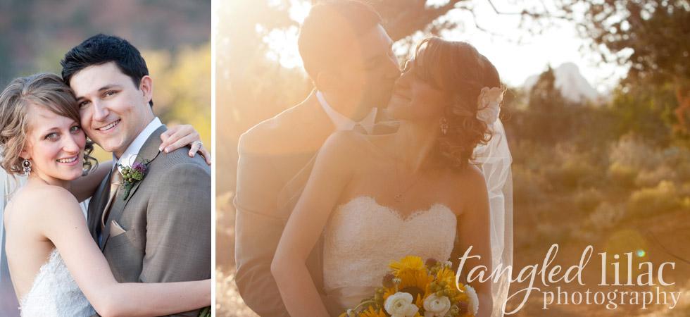 sedona wedding photographer, red rocks, schnebly hill, summer, sunset, bride and groom
