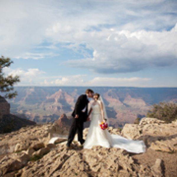 Rebecca and Evan's Grand Canyon Wedding {Flagstaff and Sedona Wedding Photography)