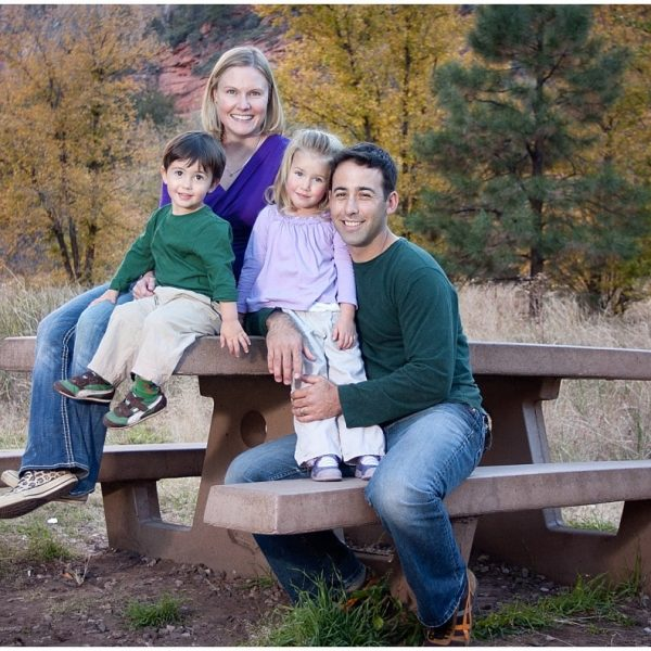 The Brown Family's Oak Creek Canyon Family Session {Sedona Family Photography}