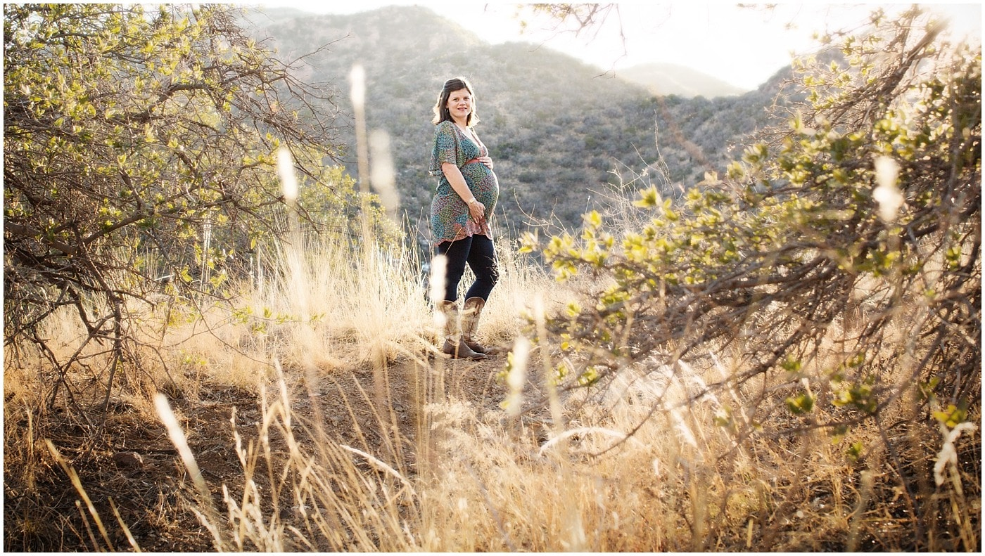 Maternity Photos Bisbee