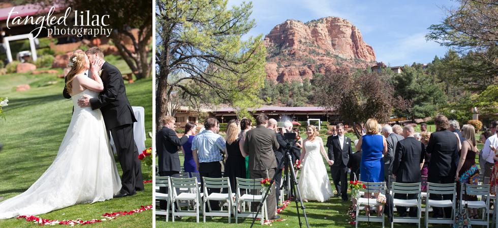 first_kiss_sedona_wedding