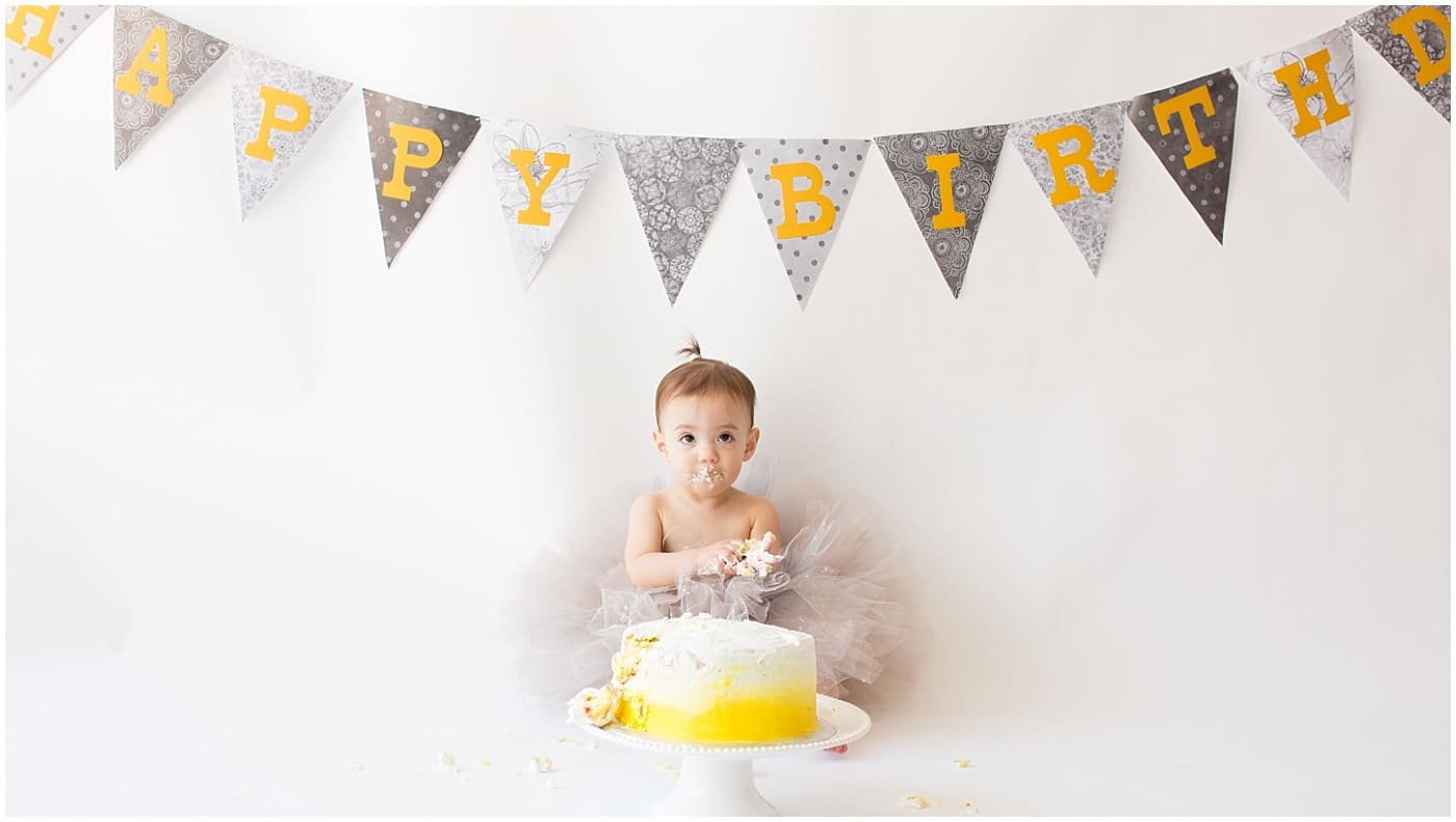 Flagstaff Portrait Newborn Cake Smash