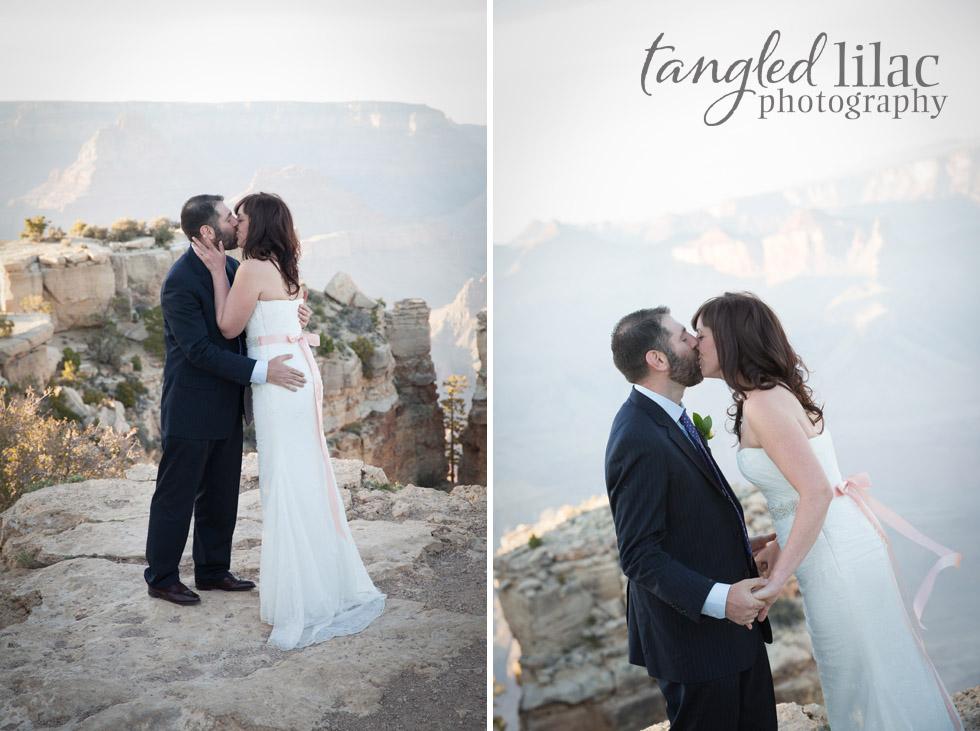 kiss_grand_canyon_wedding