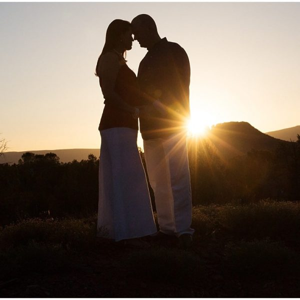 Stephanie & Greg – Anniversary Session {Sedona Portrait Photography}