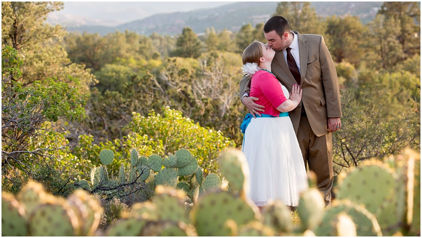 Page Springs Wedding