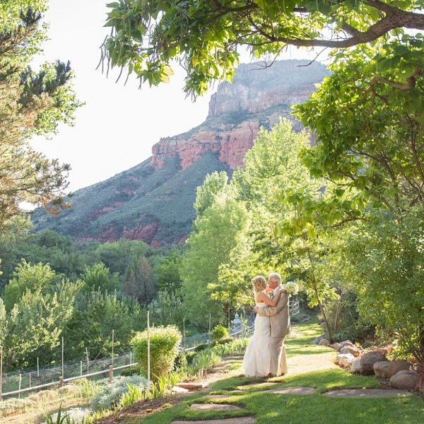 Kim and Tim's Segner Ranch Wedding {Sedona Wedding Photography}