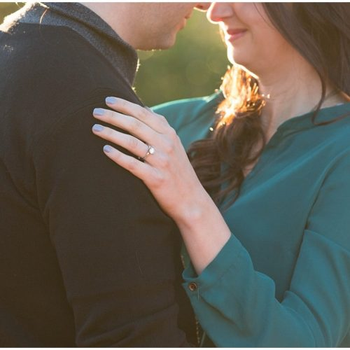 Marcy and Adam's Sedona Engagement {Sedona Wedding Photography}