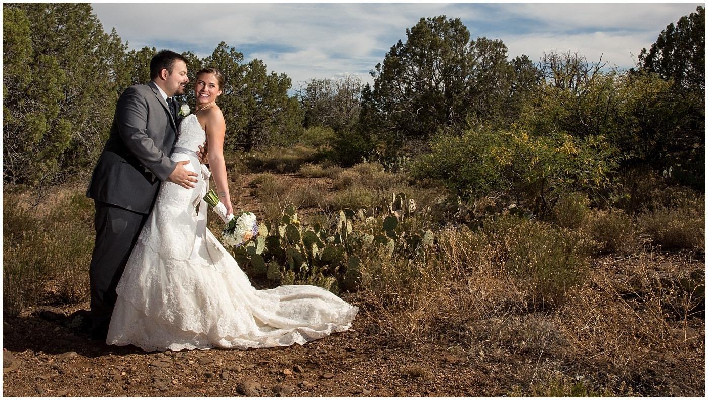 Sky Ranch Lodge Wedding