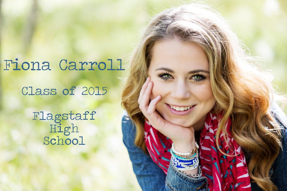Flagstaff Senior Photography