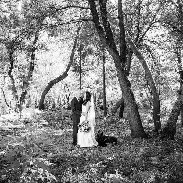 Sarah and John's Oak Creek Canyon Wedding {Sedona Photography}