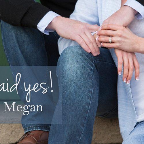 Jon and Megan's Flagstaff Engagement Session