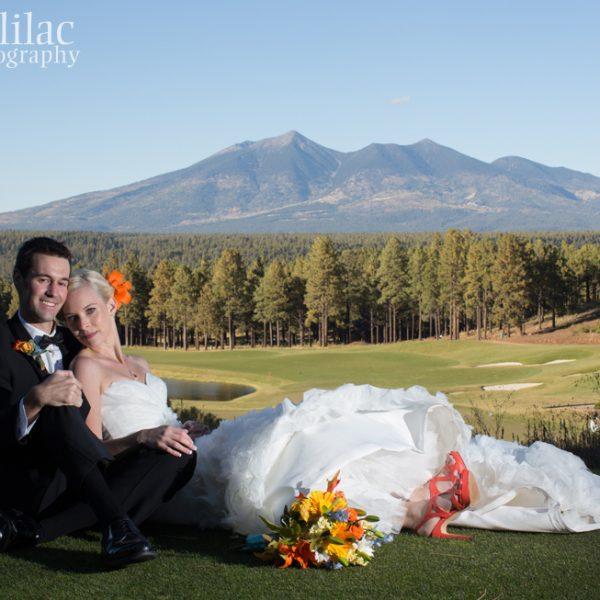 Flagstaff Ranch Golf Course {Arizona Wedding Photographer}