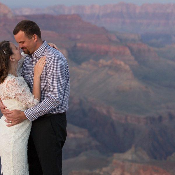 Julie & Jason Grand Canyon Wedding {Grand Canyon Wedding Photography}