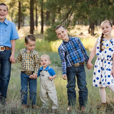Frances Short Pond Session {Flagstaff Family Photographer}