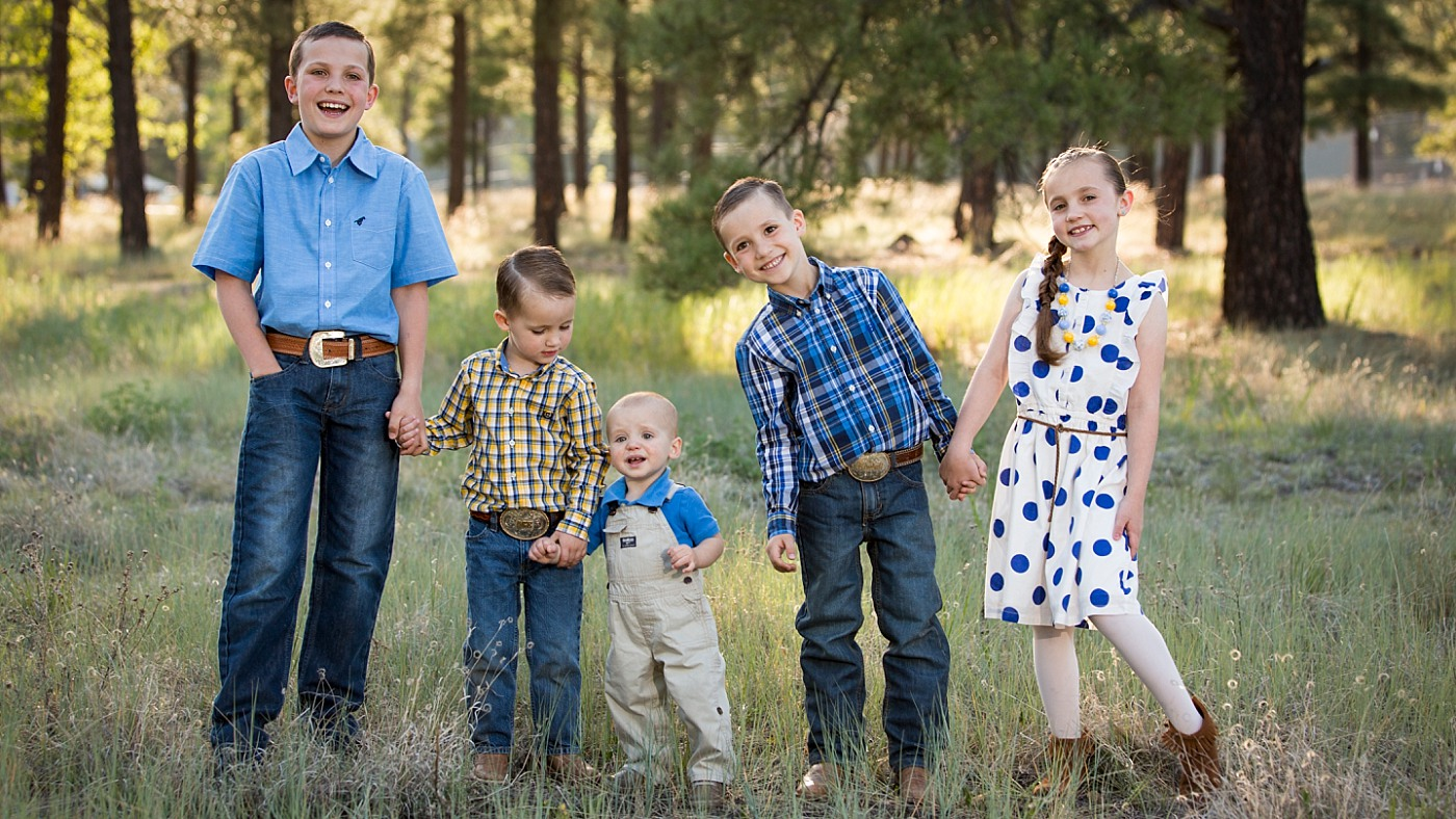 Flagstaff Family Photos