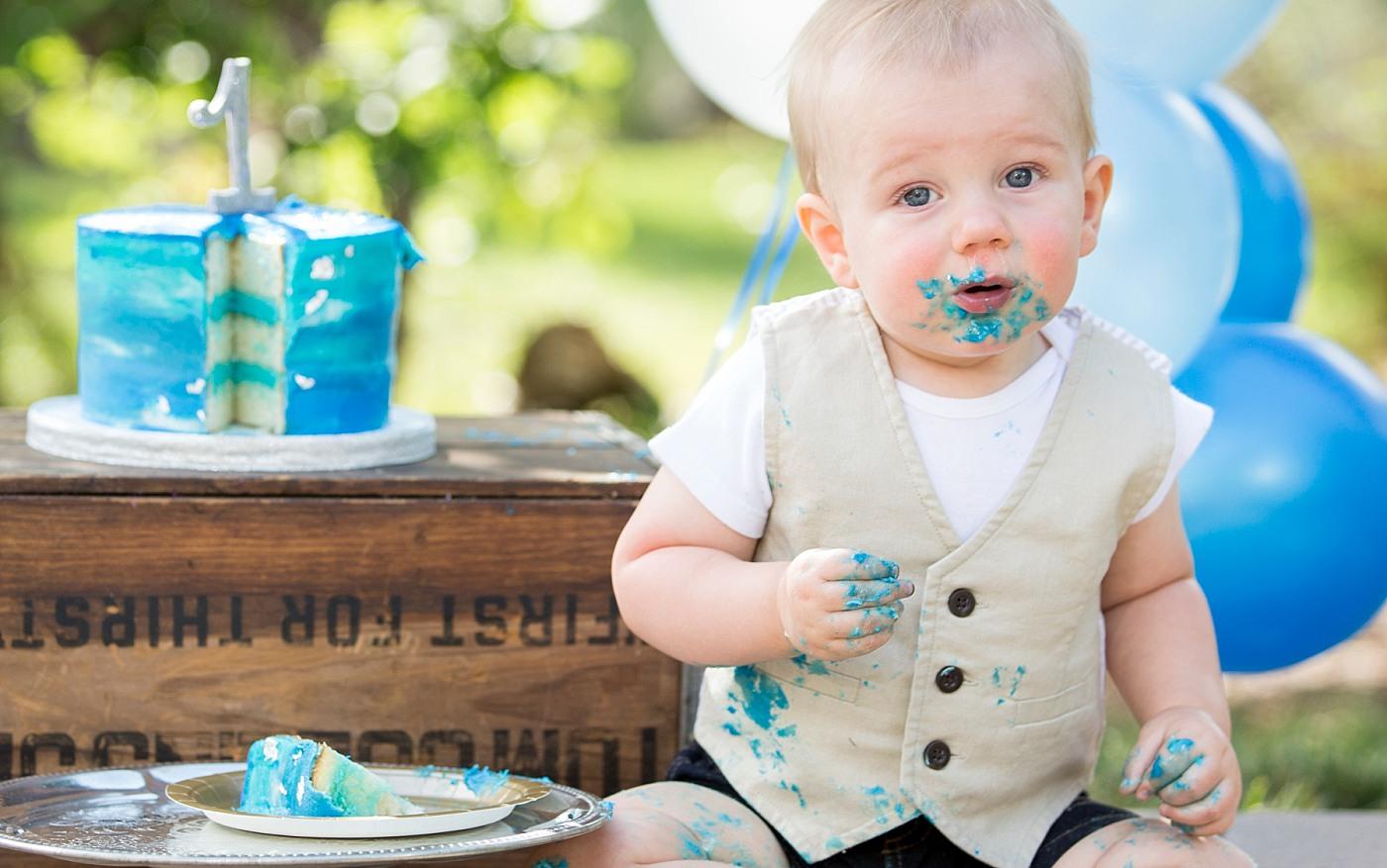 Flagstaff Cake Smash
