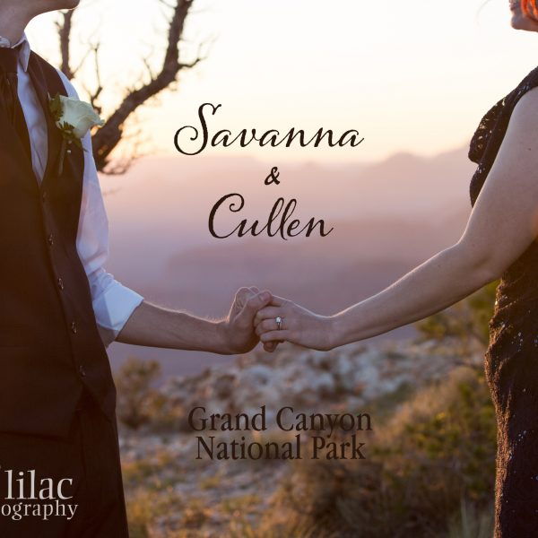 Lipan Point Wedding {Grand Canyon Photographer}