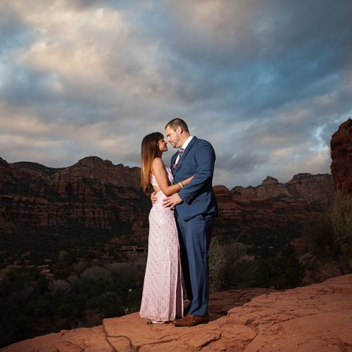 Sunset Session at the Enchantment Resort {Sedona Photographer}