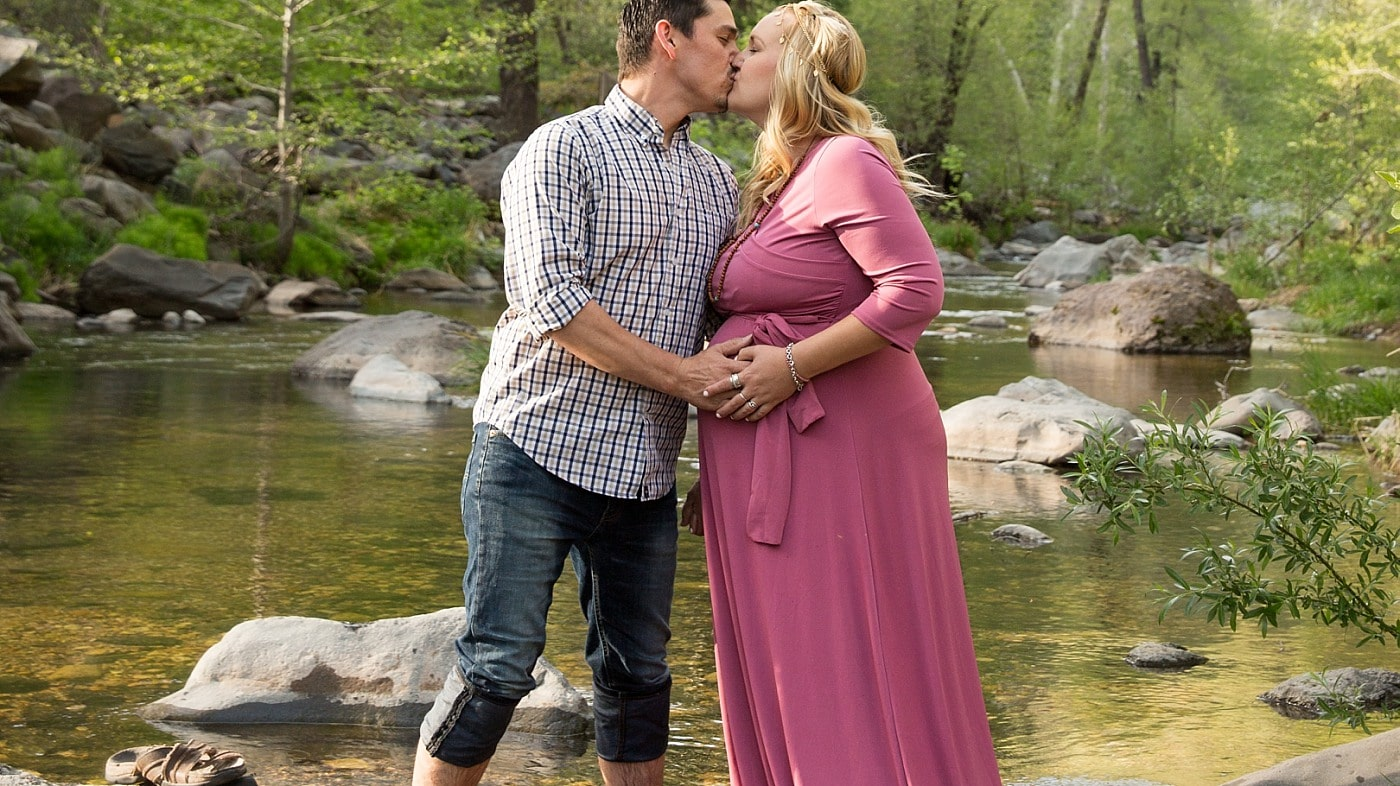 Oak Creek Maternity Session