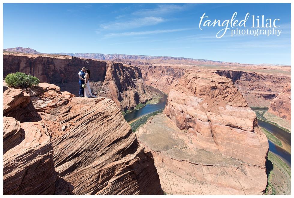 Grand Canyon Elopement
