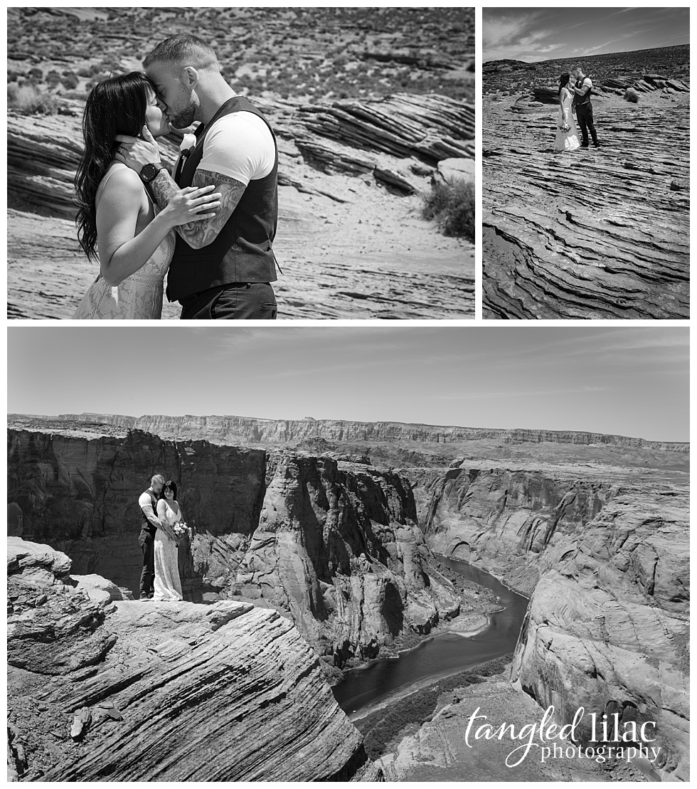 Horseshoe Elopement