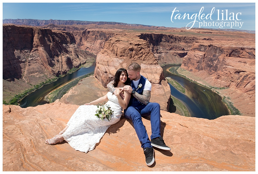 Grand Canyon Elopement