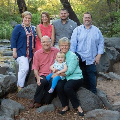 Oak Creek Family Photography {The Berthelsen Family}