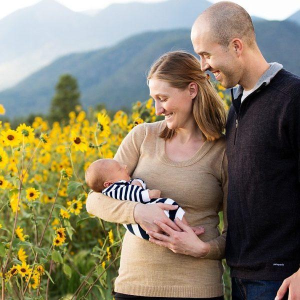 Welcome little William {Flagstaff Newborn Photography}