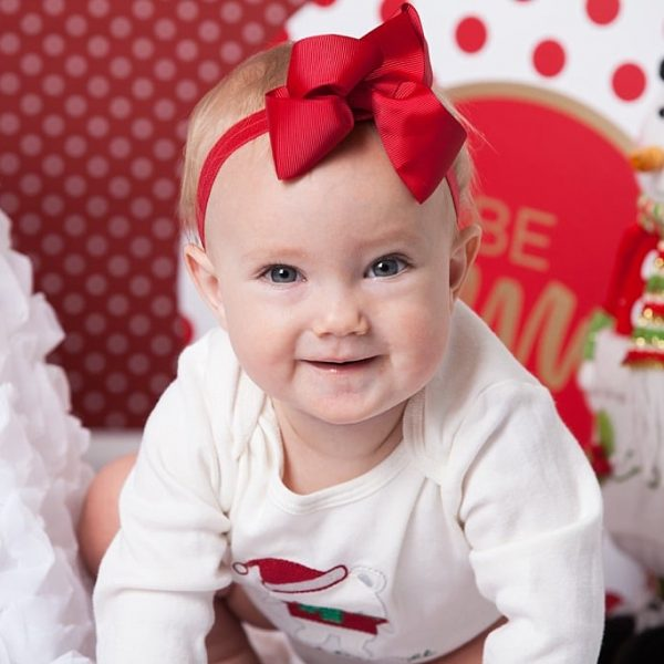 A Christmas Studio Session with Elinor {Flagstaff Family Portraits}