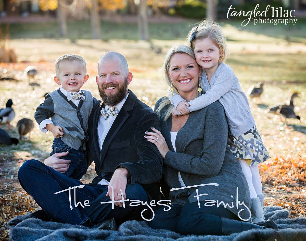 Woodland Hills Family Session