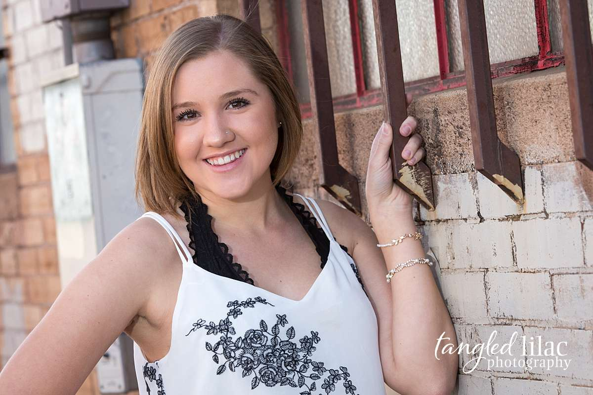 Woodland Hills Senior Session