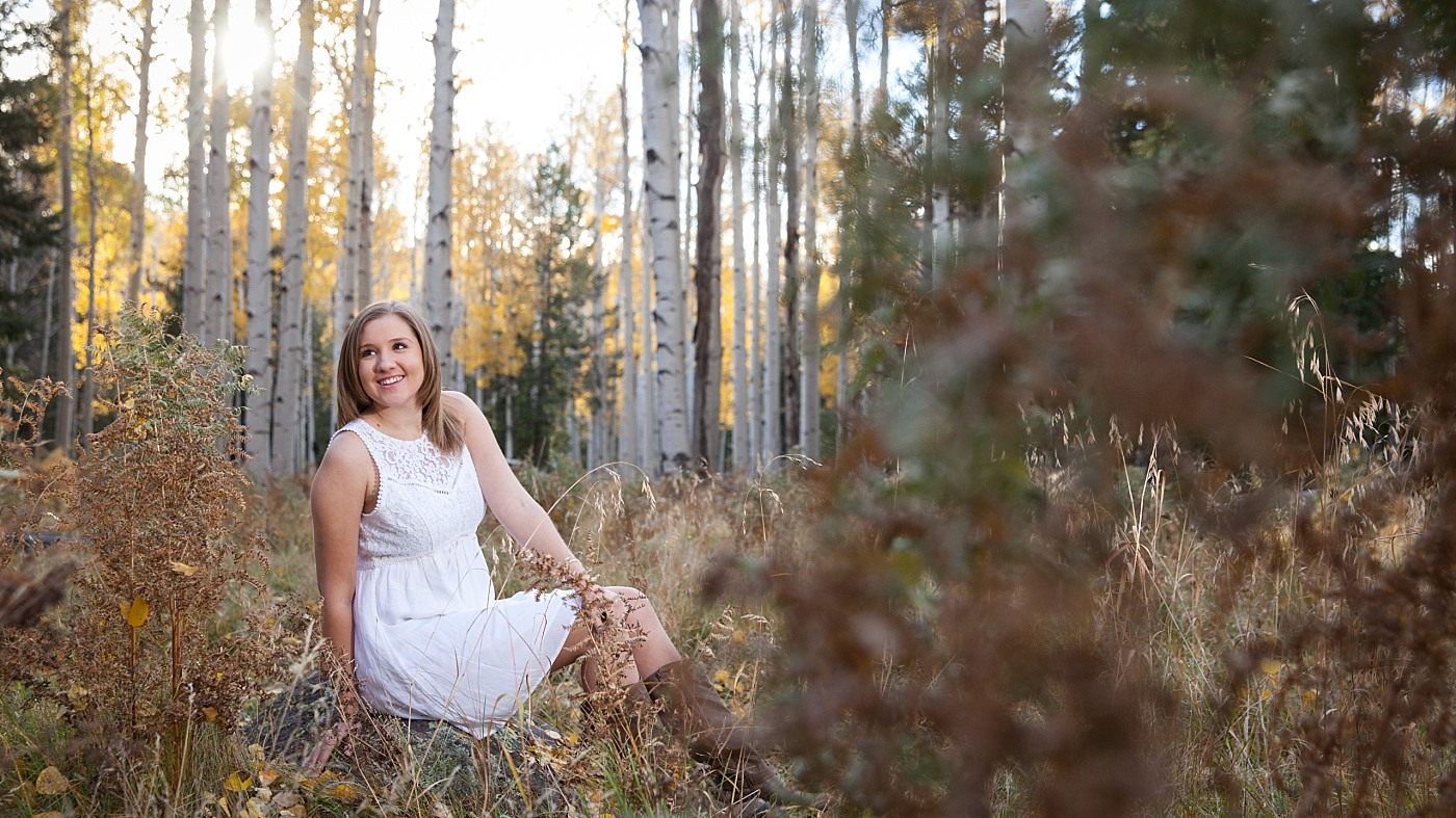 Woodland Hills Senior Photographer